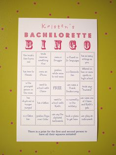 BINGO Game that can easily be turned into a scavenger hunt