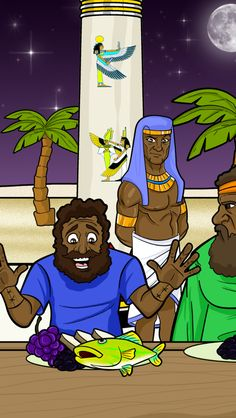 Did you know that when Joseph invited his brothers to eat with him, he served Benjamin five times more food than the others? (Genesis 43) Why do you think that was?