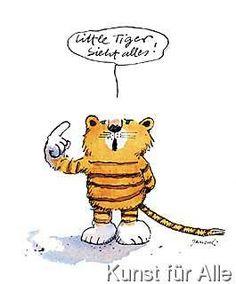 Janosch - Little Tiger