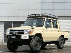 Toyota 4x4, Toyota Hilux, Land Cruiser 70 Series, Toyota Land Cruiser, Landing, Monster Trucks, Rigs, Vehicles, Offroad