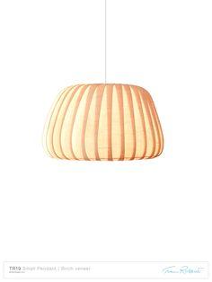 Tom Rossau, luminaires design danois