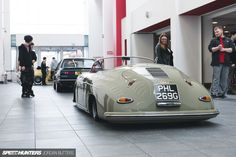 Jordan Butters glass 356 Speedster