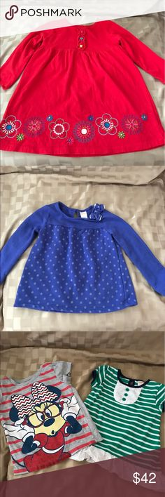 14pc TODDLER GIRLS (3T) BUNDLE ASSORTED CLOTHING GENTLY WORN CLOTHING Other