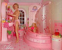 Barbie Magical Mansion   by AKI'S SECRET