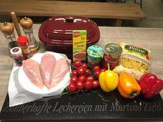 Pampered Chef ► All in One Gericht ► Rezept ► Zaubermeister ► Onlineshop von Martina Ziehl ► https://ziehl.shop-pamperedchef.de/shop-start/