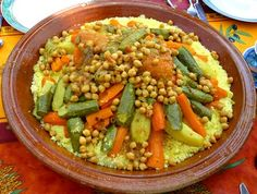 Moroccan cuisine is authentic. We offer you traditional Moroccan cuisine in amounts and images. Moroccan cuisine is one of the most var. Libyan Food, Moroccan Couscous, Moroccan Dishes, Moroccan Stew, Moroccan Rugs, Algerian Recipes, Pakistani Recipes, Lamb Stew, Middle Eastern Recipes