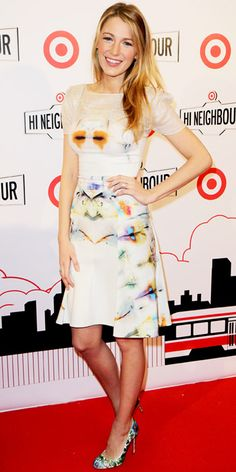 Top Looks of the Week - Blake Lively from #InStyle