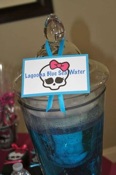 Monster High Birthday Party Ideas | Photo 23 of 32 | Catch My Party