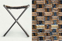 If their free repair service and denim recycling program wasn't enough, #NudieJeans' latest project reincarnates their dead jeans into homewares and furniture; currently including a rug and the pictured campstool.   Read more: http://rwrdn.im/nudie-rug-campstool