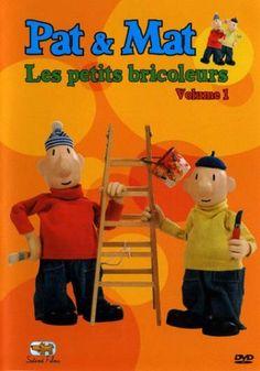 Pat & Mat, Les petits bricoleurs Vol.1