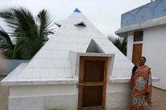 Buddha Pyramid Meditation Center  year of construction : 2010 size : 12ft x 12ft (roof top) | capacity : 25 persons type of structure : RCC timing : 24x7, open for public use technical support : John, +91 94906 31058 contact : J Narasimha, mobile : +91 94412 95547 address : HIG-113, new Annamayya enclave, RC puram, Bhel http://pyramidseverywhere.org/pyramids-directory/telangana/hyderabad-district #Pyramid #Pyramids
