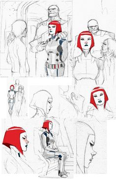 State of the Art: Dustin Nguyen on the Humanizing Art Behind Descender