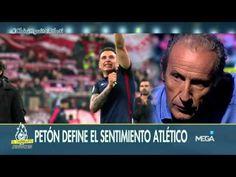 El emocionante discurso de Petón tras el pase del Atleti a la final de la Champions (03/05/2016)