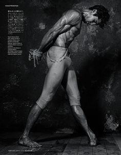 Roberto Bolle Vogue