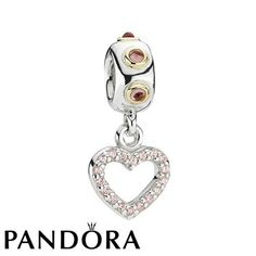 Pandora Be My Valentine Charm 79441 #jewellery