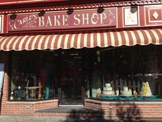 My trip to carlo's bakery featured on the TLC show cake boss
