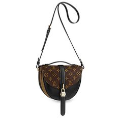 Monogram HANDBAGS Chantilly Lock | Louis Vuitton ®