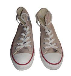 Zapatillas beige altas Converse 36.00€