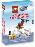 Lego City Essential Book Collection Boxed Set (with exclusive model!) ~ Hardback