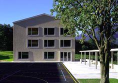 Schulhaus Fläsch