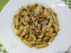 ©Oggi vi cucino così!: Pasta Carciofi e Topinambur con Pinoli