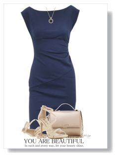 """""""Untitled #2369"""" by sherri-leger ❤ liked on Polyvore featuring Diane Von Furstenberg, Louise et Cie, Miss Selfridge, Givenchy and Van Cleef & Arpels"""