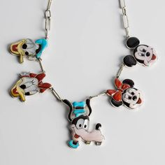 Disney Necklace-Zuni