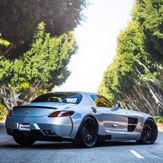Mercedes Brabus SLS AMG