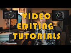 VIDEO EDITING TUTORIAL - First episode showing my tips and tricks on how to edit video! 2 full seasons of tutorials are available to start streaming right no. Video Filter, You Videos, Video Editing, The Secret, Film, Digital, Sunscreen, Youtube, Photography