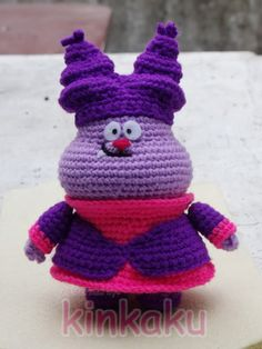20 Fantastic Cartoon Character Amigurumi |