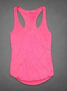 New Hollister by Abercrombie A&F Women's Ladies Dianne Sexy Tank Top Tee