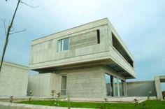 Modern Concrete House in Vardas Residence Paphos, Cyrus4