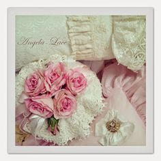 Angela Lace: Lovely Pillows and Cushions
