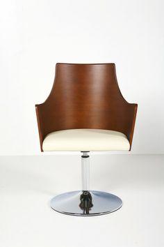 Visor 4 Chair by Bubinga Ltd at Bouf.com