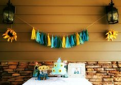 Frozen Fever pool party