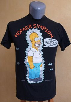 Homer/_Simpson WOOHOO Womens Round Neck Short Sleeve Casual Tee T-Shirt Tops