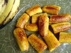 Receita de Banana Frita