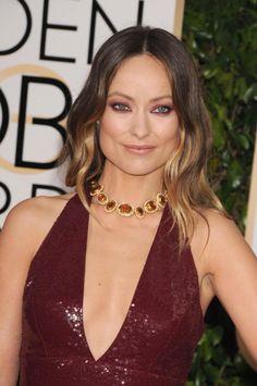Golden Globes 2016: Best Beauty Looks   Harper's BAZAAR