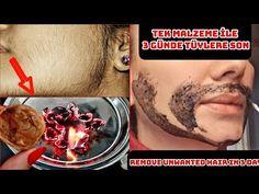 TEK MALZEME İLE 3 GÜNDE YÜZDEKİ TÜYLERDEN KURTUL ! RUS KADINLARININ TÜYLERDEN KURTULMA YÖNTEMİ - YouTube Unwanted Hair, Facial Hair, Youtube, How To Remove, Homemade, Women, Russian Brides, Face, Face Hair