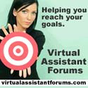 I'm a member of VAF...gotta love them! A true sister-hood of VA's(international), working together, brainstorming ideas on more effective ways of providing their clients with better virtual assistance and administrative consulting!