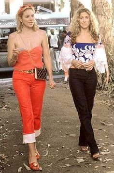 Carrie Bradshaw Style on Sex and the City | POPSUGAR Fashion Photo 10
