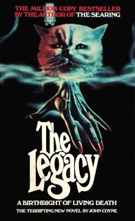 See all my book reviews at JetBlackDragonfly.blogspot.ca : The Legacy by John Coyne