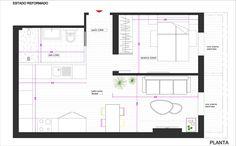 Mini Apartment (34 M2)design In Madrid - Picture gallery