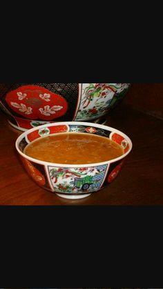 Dag 4 eten: marokkaanse soep
