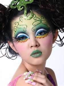 Image Search Results for fantasy make up design