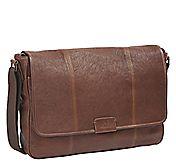 EST. 1850 LEATHER MESSENGER BAG # johnstonmurphy.com