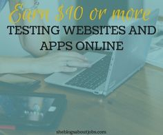 Are you looking for ways to get paid to test websites and apps online? In this…