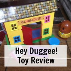 Hey Duggee Toy Review