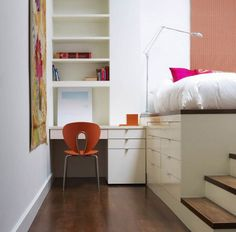19 Fascinating Space Saving Bed Designs That Are Worth Seeing