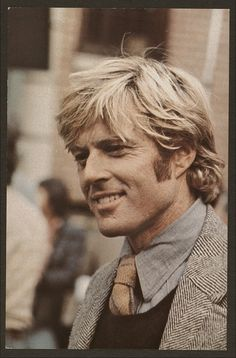 Robert Redford in the 1970s